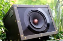 Test des Breitband-Kompaktlautsprecher guerilla audio Modell 08/15