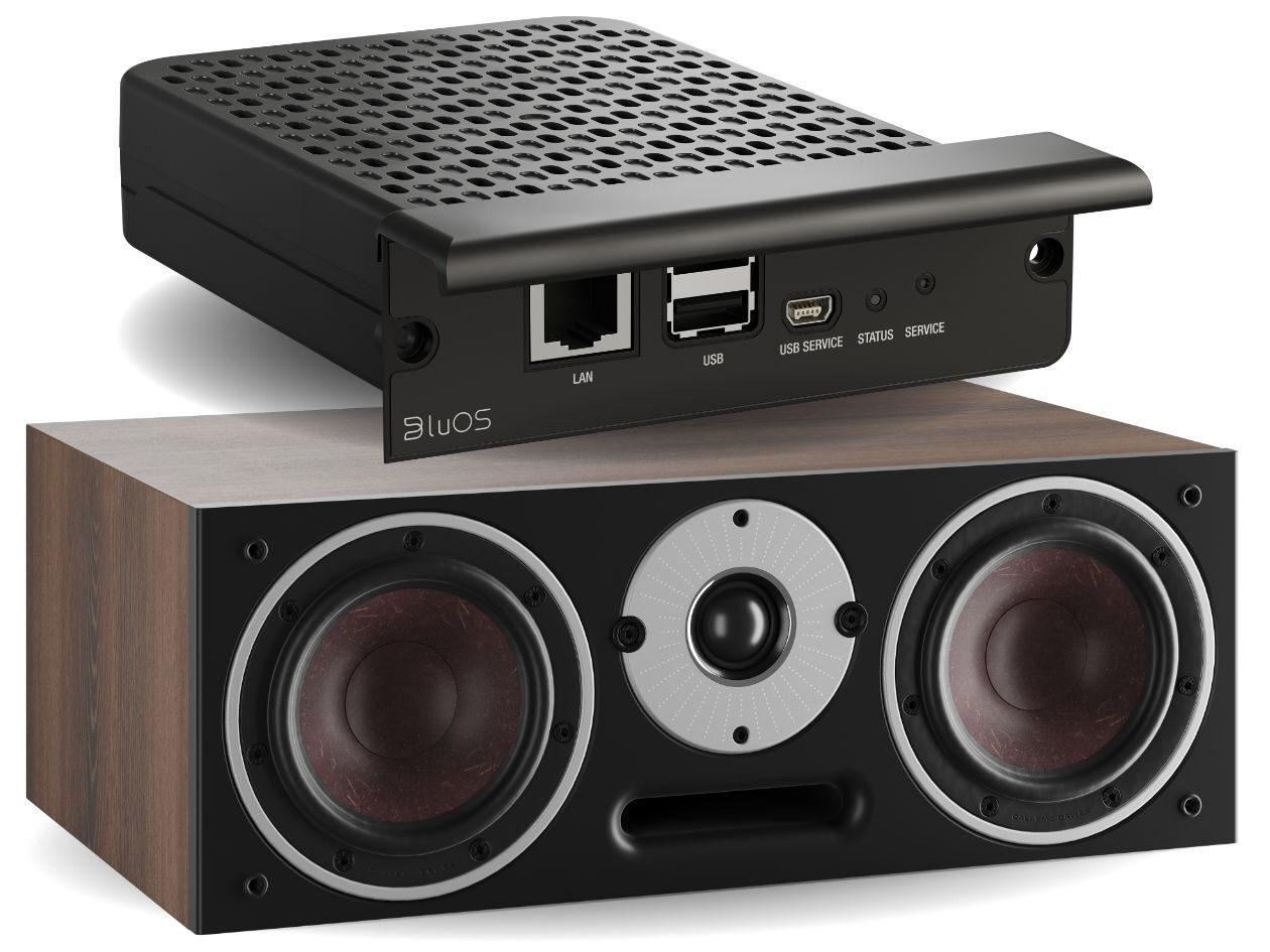Neu die DALI Funklautsprecher EQUI und der Soundhub.