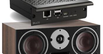Neu die DALI Funklautsprecher EQUI und der Soundhub. mit BlueOS