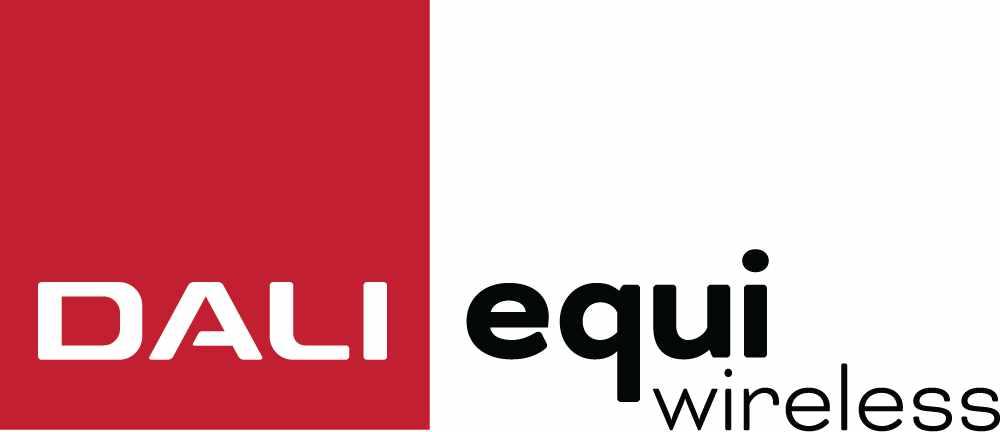 Logo der neuen Streaming-Plattform DALI equi Wireless.