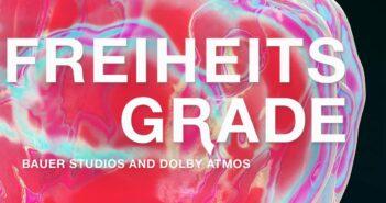 """Das Cover des Album """"Freiheitsgrade"""" der Bauer Studios und Dolby Atmos."""