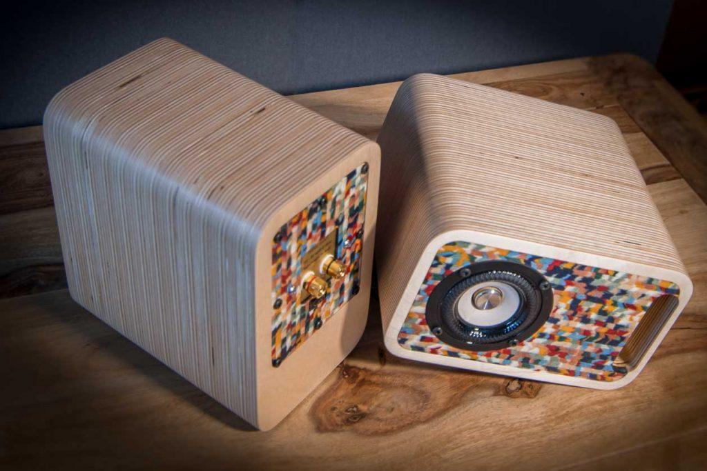 Test kompakte High End Lautsprecher Audel-Nika-ART