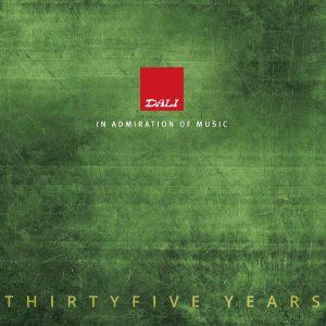 DALI No. 5 - LP und CD Cover