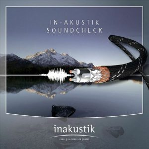 "Cover der in-akustik CD ""Soundcheck"""