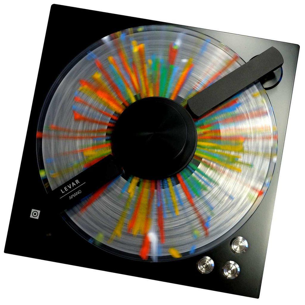 Im Test die hochwertige Plattenwaschmaschine Levar AMANO