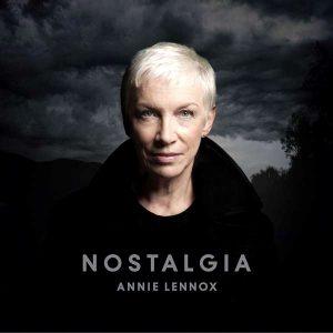 Cover der CD Nostalgia von Annie Lennox