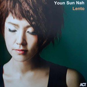 """Cover der LP """"Lento"""" von Youn Sun Nah"""