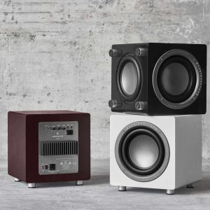 Audiovector QR SUB Downfire Subwoofer Farben