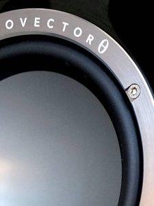 Tief-Mittel-Töner des Kompaktlautsprecher Audiovector QR1
