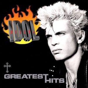 """Billy Idol """"Greatest Hits"""""""
