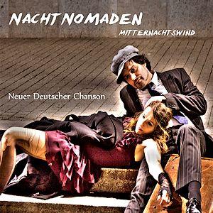 Cover des Album Mitternachtswind von Nachtnomaden