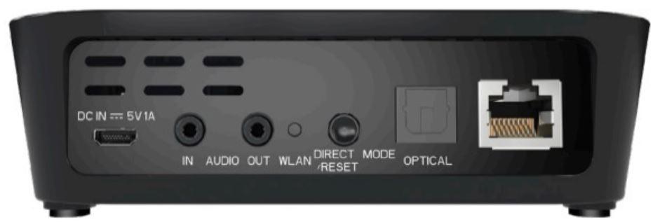D-Stream PRIMO-HD Rueckseite