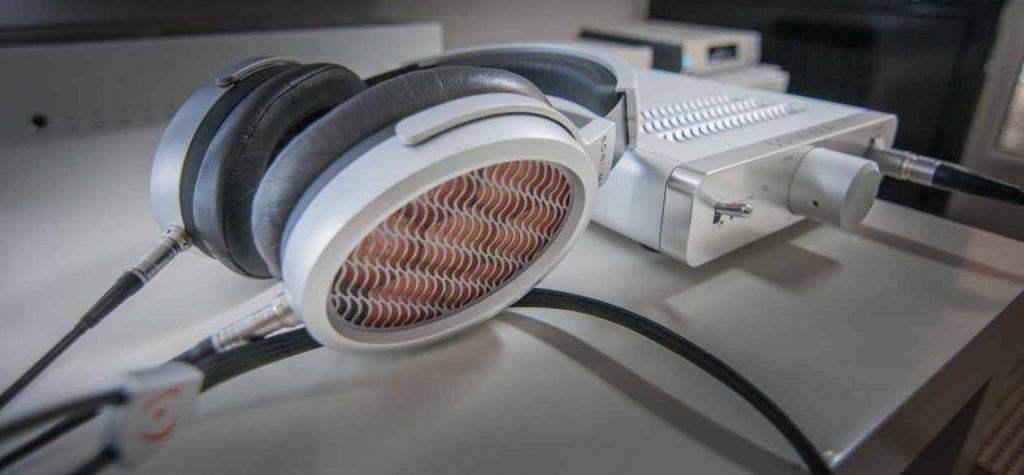 Warwick Acoustics SONOMA Model One - elektrostatischer Kopfhörer mit HPEL-Technologie