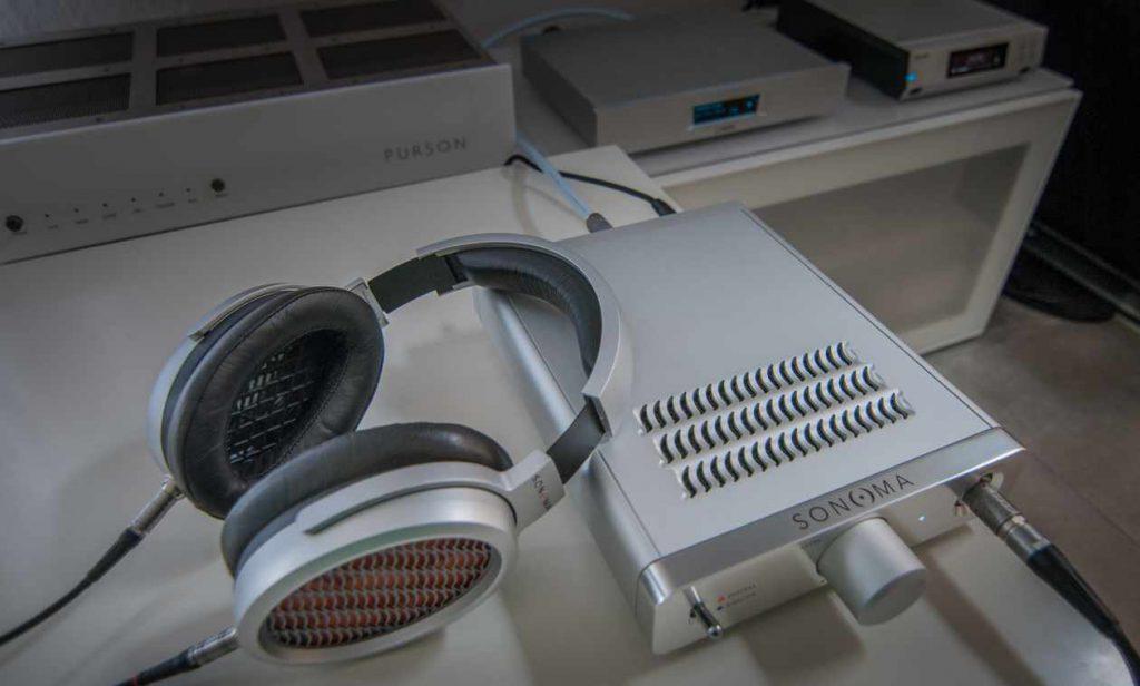 Warwick Acoustics SONOMA Model One Kopfhörer und Kopfhörerverstärker DAC