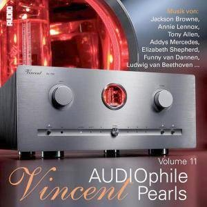 Cover der CD Audiophile Perls 11