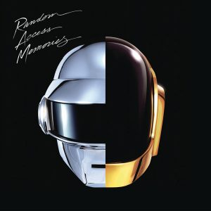 Daft Punk, Random Access Memories Cover