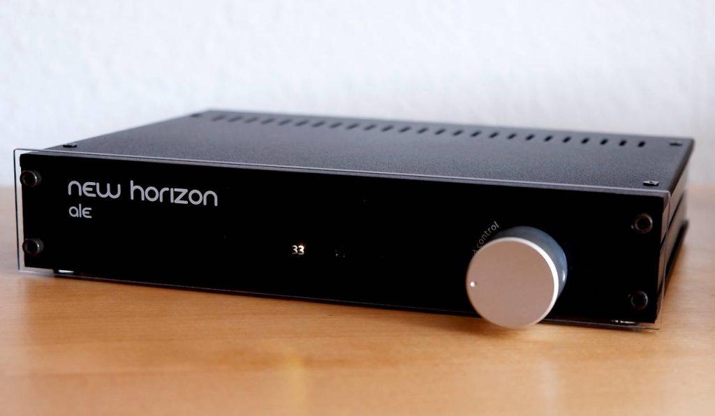 DSP gesteuertes Motor Netzteil für die Plattenspieler von New Horizon