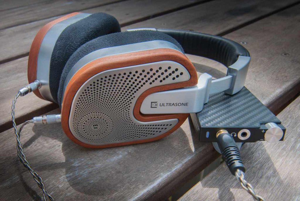 ULTRASONE Panther Kopfhoererverstaerker DAC mit Kopfhörer Edition 15