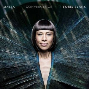 """Cover des Album """"Convergence"""" von Malia und Boris Blank"""