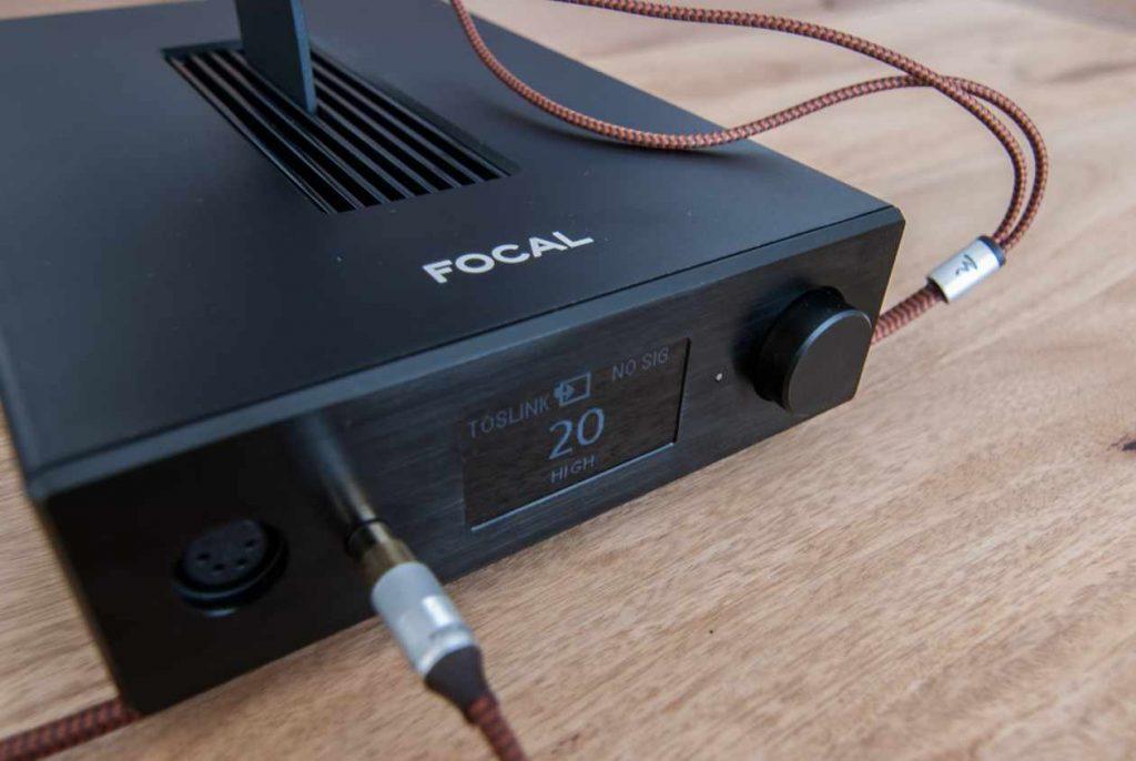 FOCAL ARCHE Kopfhörerverstärker, DAC und Vorstufe