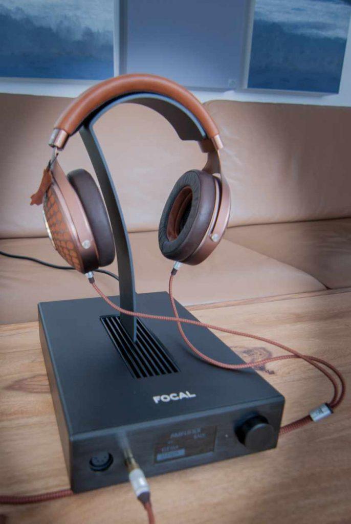 FOCAL STELLIA und Kopfhörerverstärker/DAC ARCHE