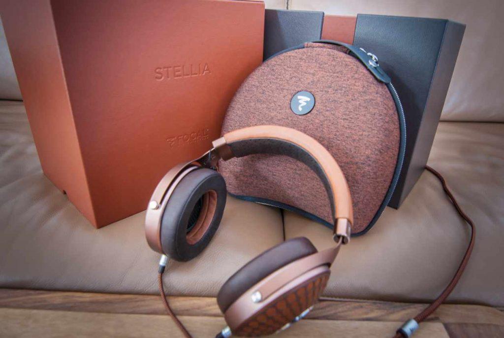High End Kopfhörer FOCAL-STELLIA mit Box und Case