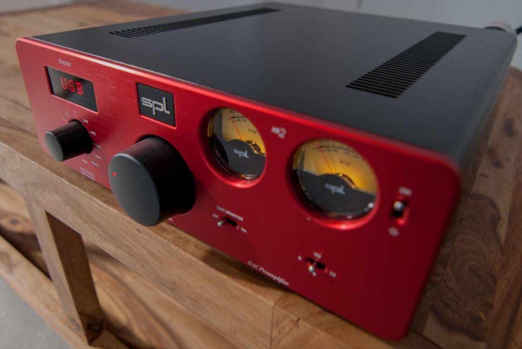 Vorverstärker SPL Director Mk2 mit D/A-Wandler