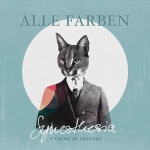 "Cover des Album ""Synesthesia"" von Alle Farben"