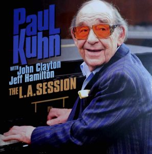 "Cover der LP Paul Kuhn ""L.A.Session"""