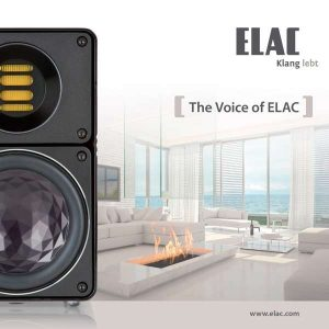 "Cover des Album ""The Voice Of Elac"""