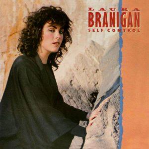 """Cover der LP """"Self Control"""" von Laura Branigan"""