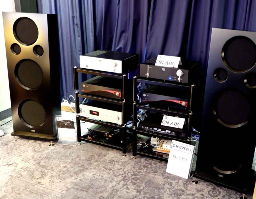 Struss Audio auf den SDHT 2019 in Stuttgart