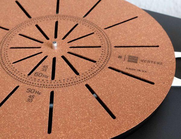 Test: Vertere Techno Mat Plattentellerauflage – Symbiose aus Kork und Filz