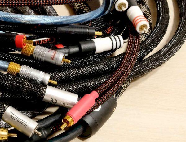 Test: 5 HiFi- & High End Cinch-Kabel von 500 bis 1.000 Euro