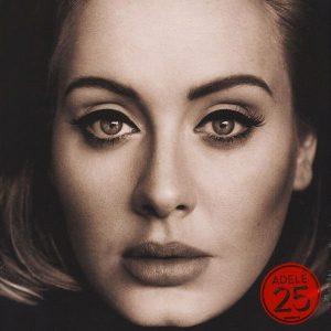 Langspielplatte Adele 25