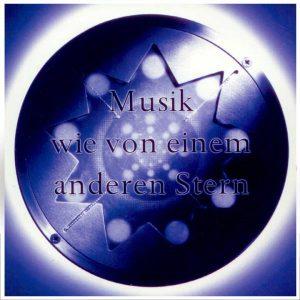 """Cover des Album """"Musik wie von einem anderen Stern"""" von Manger"""