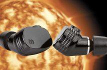 Campfire Solaris 2020 mit Sonne im Hintergrund