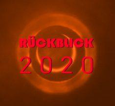 Unser kleiner Jahresrückblick 2020: Persönliche Highlights