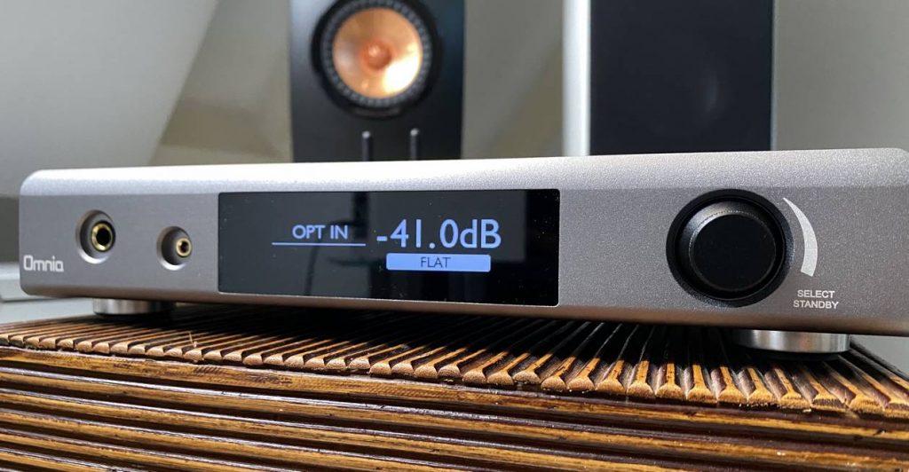 Im Hörtest der Digital-Streaming-Verstärker NuPrime Omnia A300