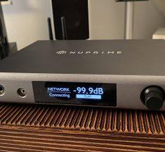 Test: NuPrime Omnia A300 – Streaming Verstärker mit Analog-Eingang