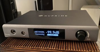 Test des Digital-Streaming-Verstärker NuPrime Audio A300 mit D/A-Wandler